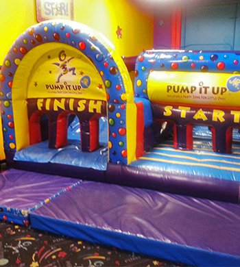 Beaverton Jr Indoor Bounce House Attractions And Pictures