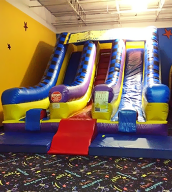 Shawnee Mission Indoor Bounce House Attractions And