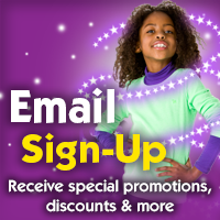 Sign up to receive event info from Pump It Up
