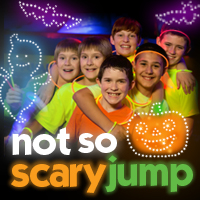 Join us for our Halloween Jump