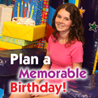 Have a memorable birthday party at Pump It Up