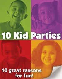 10 Great Reasons to have a Party at Pump It Up