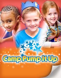camp pump it up