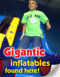 Fun filled Inflatables