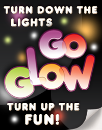 Make your birthday party glow!