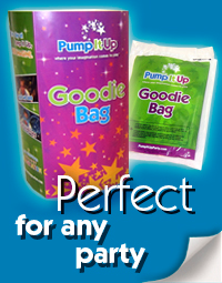 Making party plans?  Dont forget the Goodie Bags
