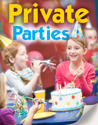 100% Private Parties