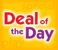 Check out the deal of the day!