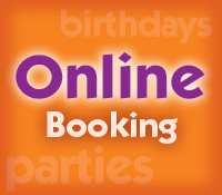 Book your event at Pump It Up