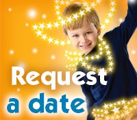 Request a Date for a Pump It Up party