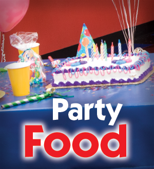 Add food to your party!