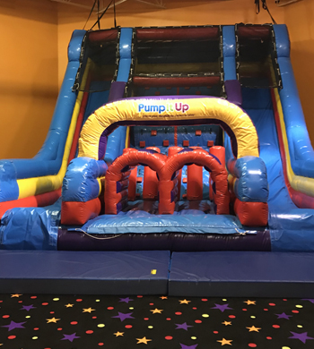 Arena A Slide Inflatable