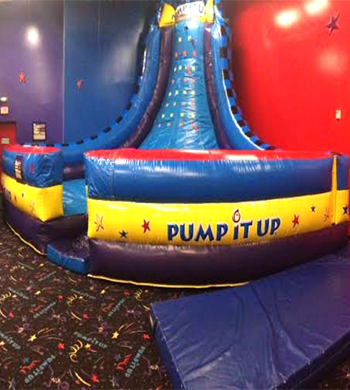 Pump It Up Beaverton Attractions