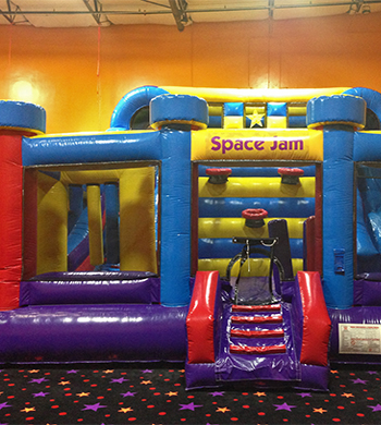 Inflatable- Space Jam