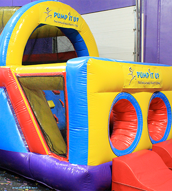 Junior Obstacle Course - Inflatable