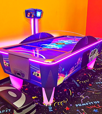 Norwalk-Air Hockey