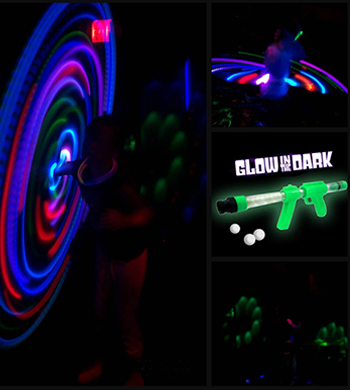 Glow Wars at Westchase