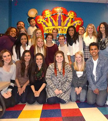 Staff at Pump It Up Crystal Lake