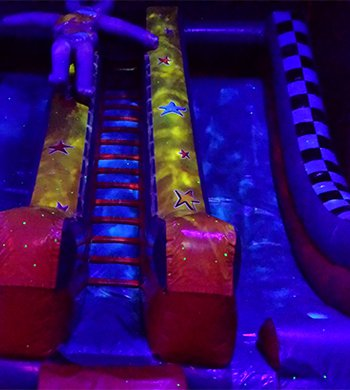Pump It Up of Lake Forest Glow Arena