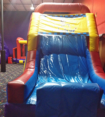 Slide at Pump It Up