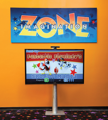 Imagination Zone