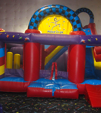Inflatable - Obstacle Course