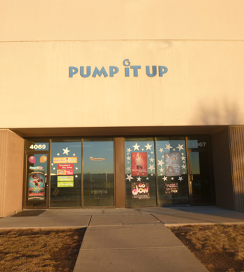 Pump It Up of Urbandale