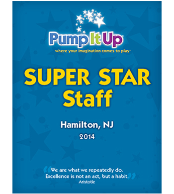 Pump It Up Hamilton