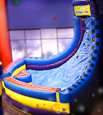 Frisco Indoor Bounce House Attractions And Pictures Pump It Up