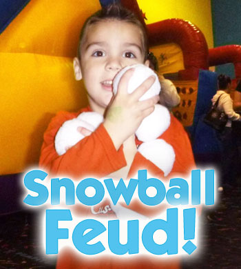 Snowball Fueds at Pump It Up