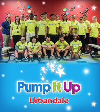 Pump It Up Urbandale