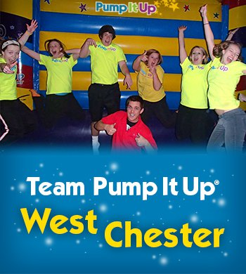 West Chester Pump It Up Staff