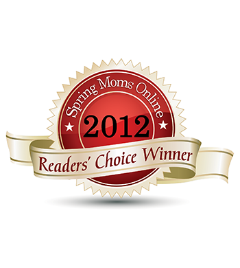 Spring Mom's Online - Readers' Choice Winner