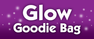 Glow Goodie Bags are perfect for birthday parties for kids
