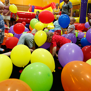 Make your next birthday party a Boppin' Balloon Bash