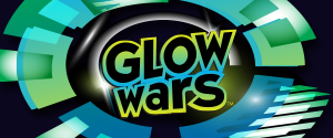 Let the games begin with a Glow Wars birthday party