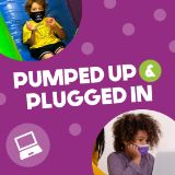 Pumped Up and Plugged In text