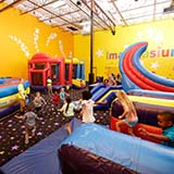 Pump It Up is one of the best jump places for kids