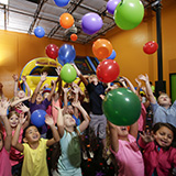 Balloon drops take your birthday party to the next level