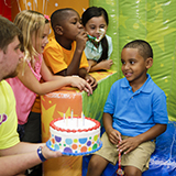 We're one of the best places for kids birthday parties