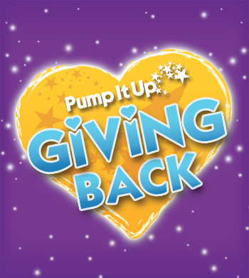 Pump It Up Giving Back