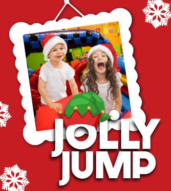 Jolly Jump open bounce is one of the great activities for kids at Pump It Up
