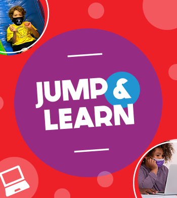 jump and learn text