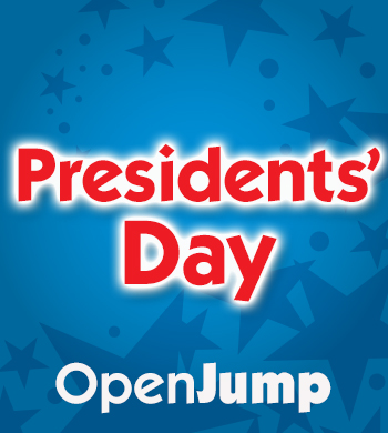 President's Day Open Jump