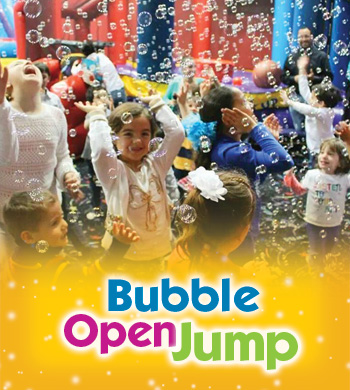 Bubble Open Jump
