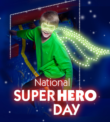 National Super Hero Day