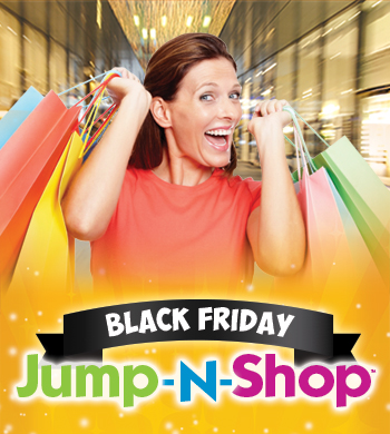 Jump-N-Shop is one of the fun place for kids to go while you get all your gifts