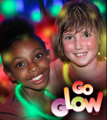 Add Glow to any birthday party