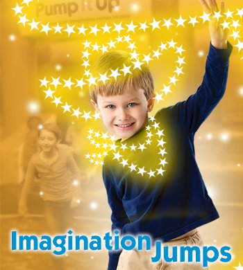 Imagination Jumps at Pump It Up
