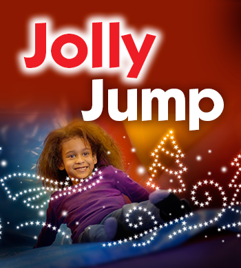 Jump, slide, and play at our Jolly Jump event!